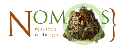 Nomos Research and Design logo